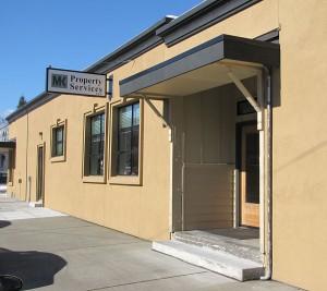 MK Property Services Exterior Building